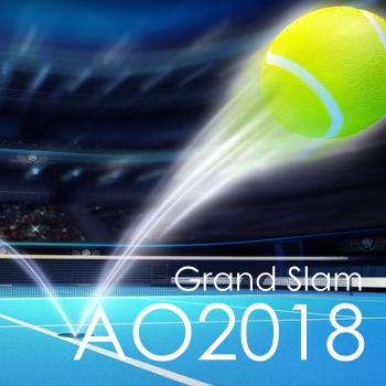 テニス全豪オープン2018オッズまとめ