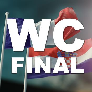 ワールドカップ2018決勝のブックメーカー予想オッズとデータ