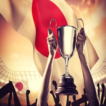 サッカー日本代表戦のブックメーカー予想オッズ