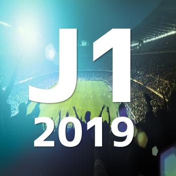 Jリーグ(J1)2019のブックメーカーによる優勝予想オッズ