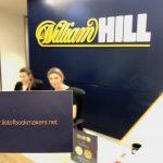 ウィリアムヒル社のロンドンオフィス