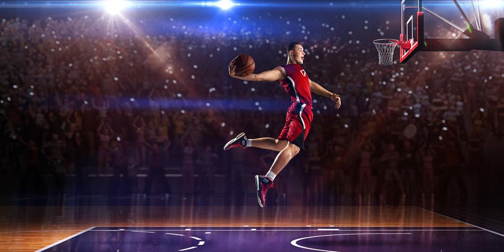 バスケットボールのライブスコア