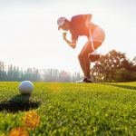 10ベットのゴルフへの賭けで高額当選者誕生!