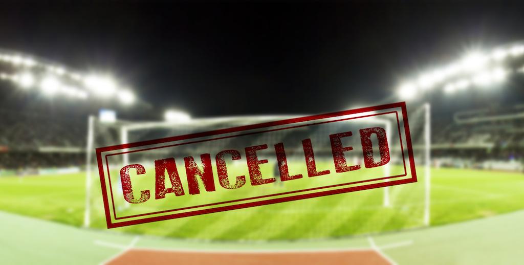 コロナウィルスで中止・延期になったスポーツ/開催中のイベントまとめ