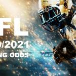 NFL2020-2021のブックメーカー優勝オッズ特集