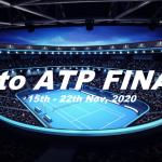 ATPファイナルズ2020優勝オッズと試合結果