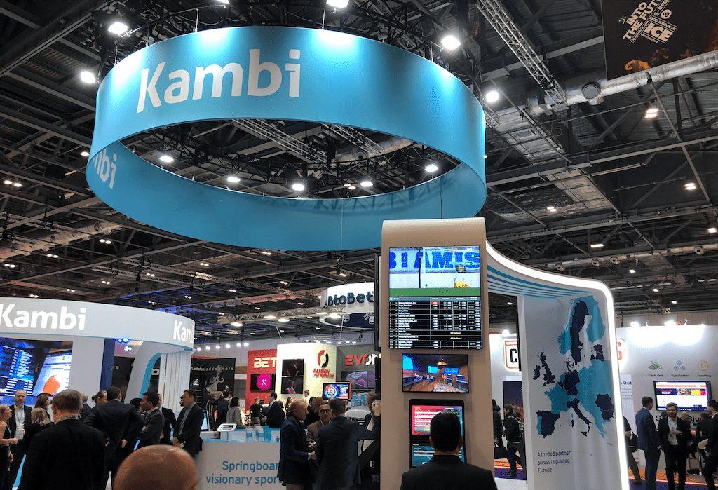 Kambi(スポーツブックメーカープロバイダー企業)