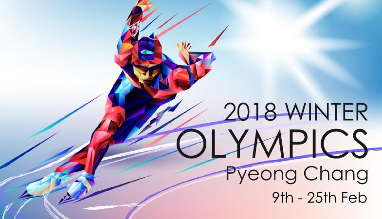 平昌オリンピック2018のブックメ...